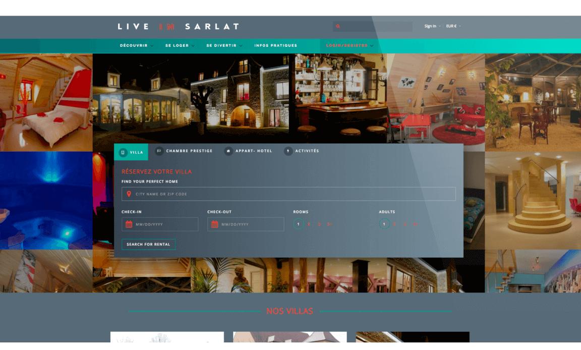 Live in Sarlat